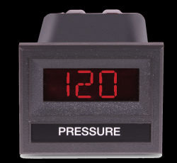 Digital Pressure Gauge With 600 Psi Transducer